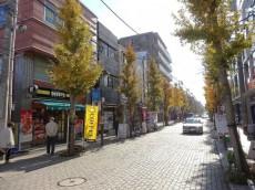 ストークグラン深沢 尾山台商店街