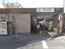 ストークグラン深沢 尾山台駅