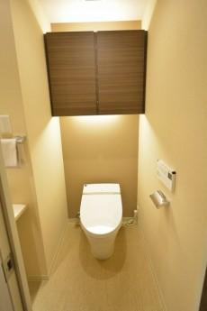サンビューハイツ元麻布 トイレ