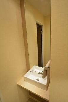 サンビューハイツ元麻布 トイレ洗面台