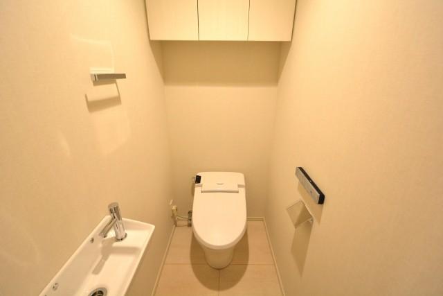 レジデンシャルステート砧 トイレ