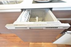 サンビューハイツ元麻布 食洗機