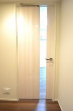 リビングの扉