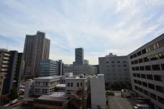 田町スカイハイツ 南側からの眺望708