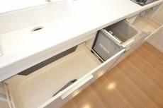 キッチン収納+食洗器