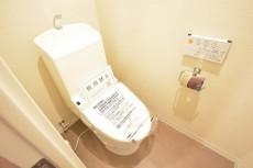 田町スカイハイツ ウォシュレット付きトイレ101