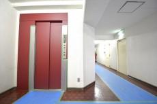 コートハウス東品川 エレベーター