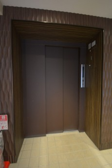 キャニオンマンション駒沢公園 エレベーター