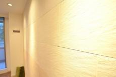 LDK壁面のエコカラット