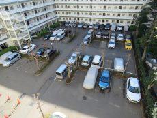 パシフィック馬事公苑前 駐車場