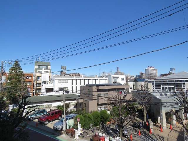 日神デュオステージ上北沢 眺望