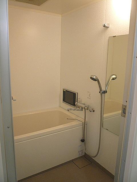 弦巻リハイム TV付浴室205