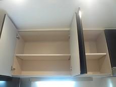 キッチン 吊戸棚収納