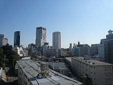マンション駒場 東向きからの眺望