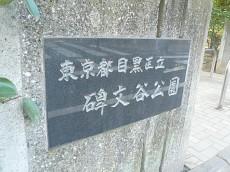 ライオンズマンション碑文谷 碑文谷公園