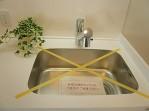 シャワー水栓・浄水器機能付きシンク