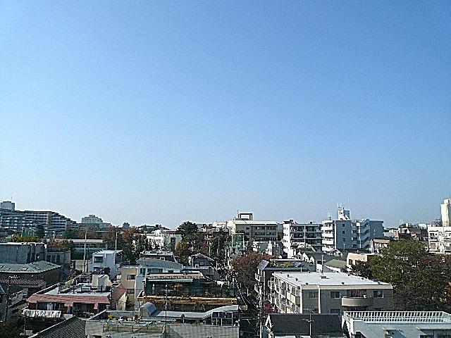 フォルスコート目黒大橋 10Fからの眺望