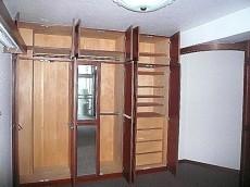麻布網代マンション 17.5帖 洋室 クローゼット