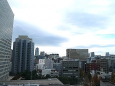 ヴェラハイツ日本橋箱崎 バルコニーからの眺望