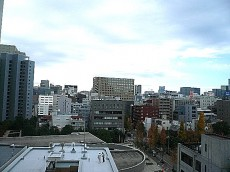 ヴェラハイツ日本橋箱崎 11階からの眺望