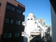 トーア新富マンション 6階からの眺望