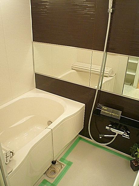 弦巻リハイム 浴室換気乾燥機付き浴室