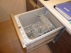 弦巻リハイム 食洗機