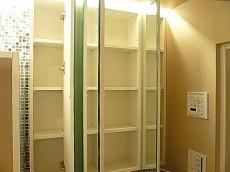 マンション駒場 洗面化粧台収納303
