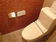 マンション駒場 ウォシュレット付トイレ303