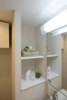 高輪中台マンション 洗面室