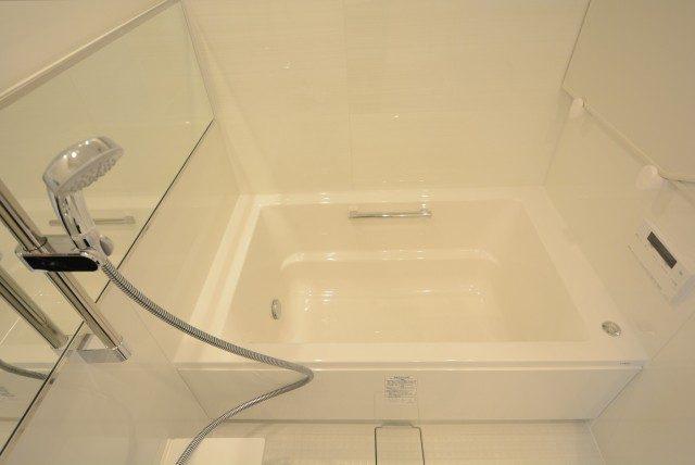 高輪中台マンション 浴室