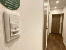 ストークマンション三田 玄関