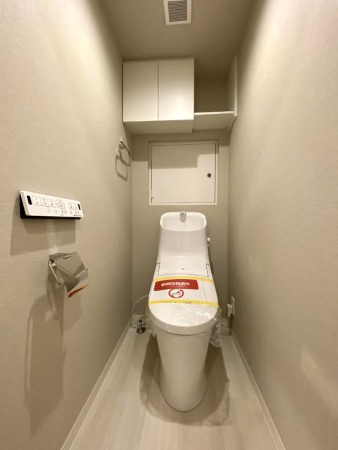 ストークマンション三田 トイレ