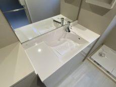 ストークマンション三田 洗面室