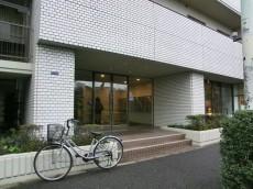 サンファミール西早稲田 エントランス