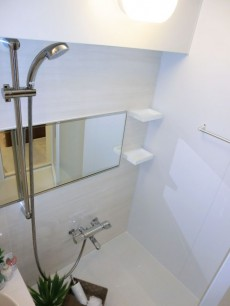 スライドバー付シャワー水栓