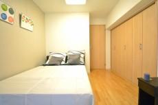 松濤ハウス 松濤ハウス ピクチャーレールのある約7.1畳の洋室