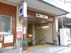 朝日白山マンション 白山駅