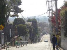 ジェイーク尾山台Ⅱ マンションまでの道のり