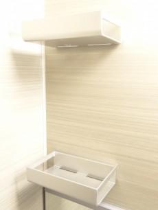 追い炊きと浴室換気乾燥機能付きバスルーム