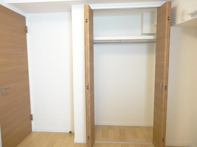 トキワパレス 約4.8畳の洋室のクローゼット