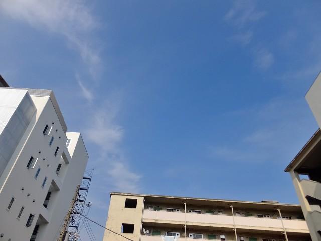 コートハウス東品川 1Fバルコニー