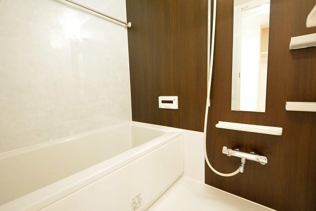 松濤ハウス バスルーム