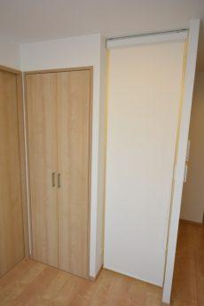 柿の木坂スカイマンション 洗濯機置場