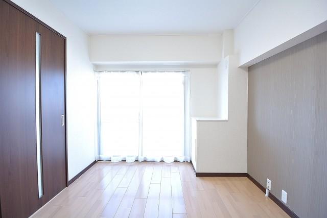 大森パークハイツ 約6畳の洋室
