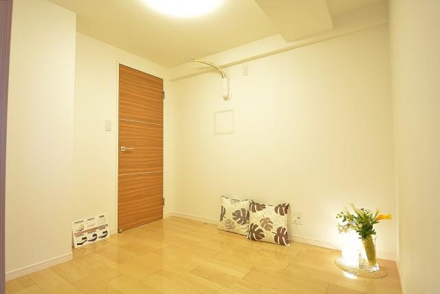 秀和南品川レジデンス 約4.0畳の洋室