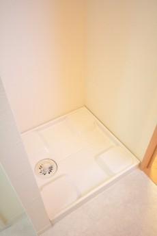 松濤ハウス 洗濯機置場
