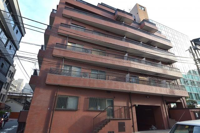 三田富洋ハイツ 総戸数110戸の大規模マンション