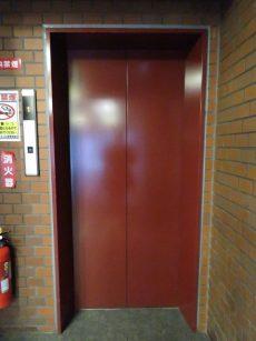 グリーンキャピタル広尾 エレベーター