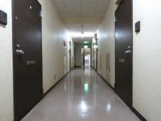 グリーンキャピタル広尾 共用廊下